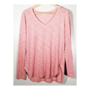Pure Good    Pink Pullover